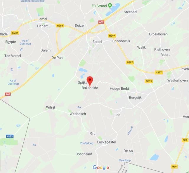 maps locatie